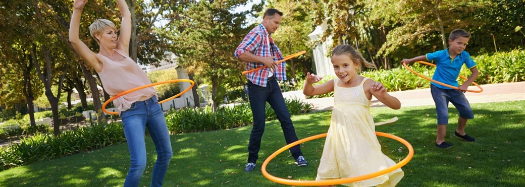 Fun Fitness for the Entire Family - Blogs - Health and ...