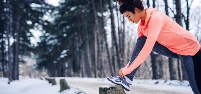 Boost mood with fitness