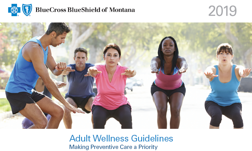 MT Adult wellness guidelines